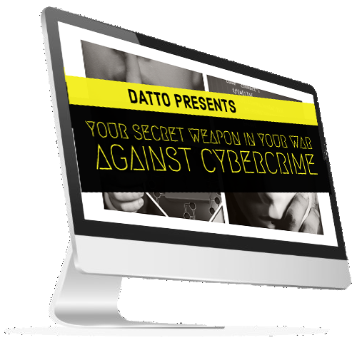 Webinar Cover: Your Secret Weapon in Your War Against Cybercrime
