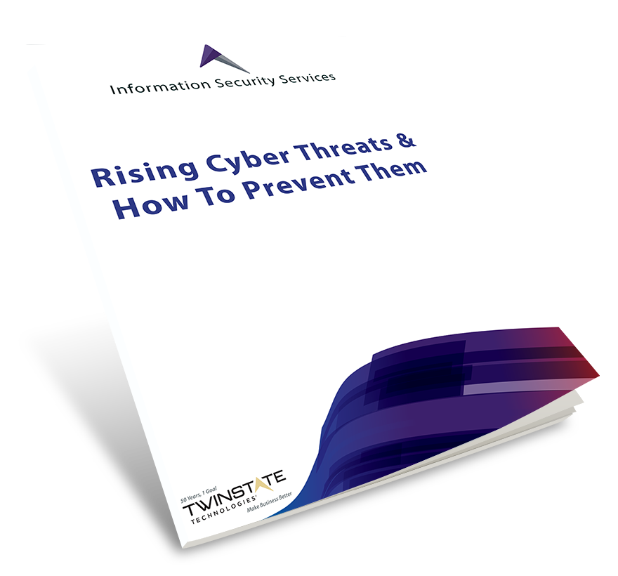 Common Cyber Threats Ebook Cover