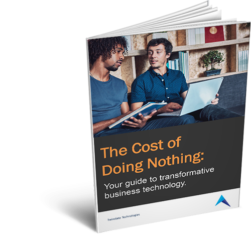 ebook cover | Cost of Doing Nothing (windows 7 -10)