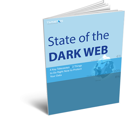 ebook cover - State of the Dark Web 2020