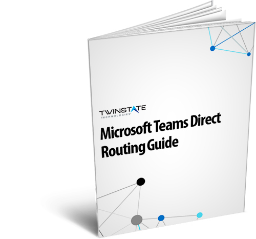 ebook cover-teams-direct-routing-guide